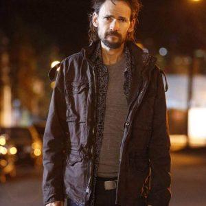 Lucifer Nick Hofmeister Leather Jacket