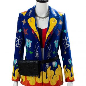 Birds of Prey Margot Robbie Blazer