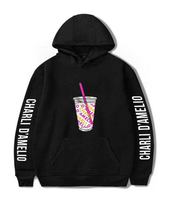 Charli Ice Coffee Hoodie