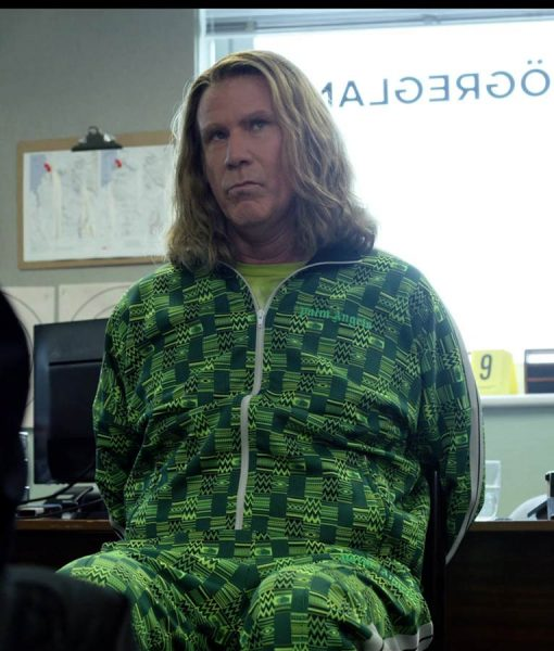 Eurovision Song Contest Will Ferrell Tracksuit