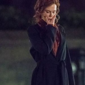 The Undoing Grace Sachs Black Coat