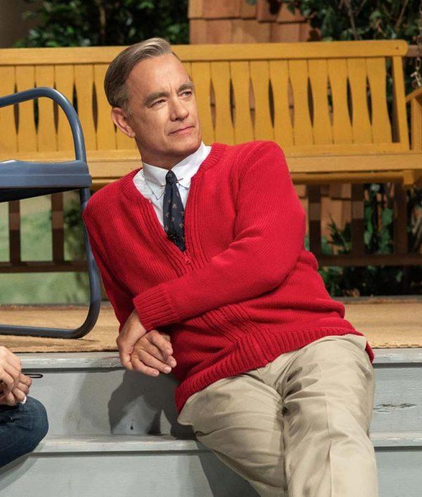 A Beautiful Day in the Neighborhood Tom Hanks Sweater
