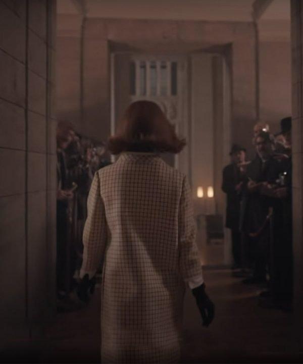 The-Queens-Gambit-Anya-Taylor-Joy-Checkered-Coat
