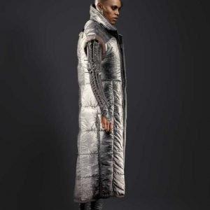 Brigitte Trench Sleeveless Coat