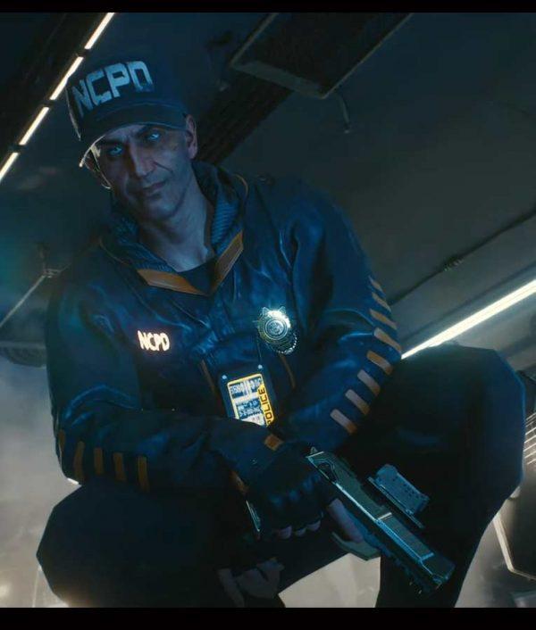 Cyberpunk 2077 Stints Jacket with Hood
