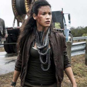 Fear The Walking Dead S04 Luciana Galvez (Danay Garcia) Jacket