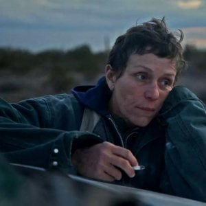 Fern Nomadland Frances McDormand Corduroy Coat