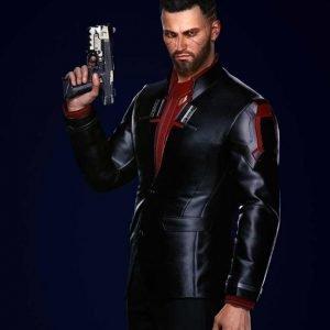 Cyberpunk 2077 V Blazer