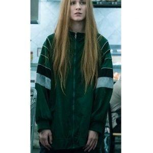 Evan Rachel Wood Kajillionaire Bomber Jacket