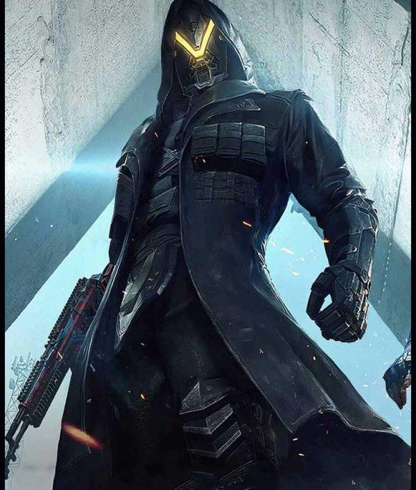 Pubg Video Game Season 11 Elite Agent Coat