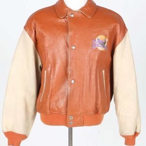 Sylvester Stallone Bomber Leather Jacket