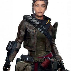 GNomad Cyberpunk Leather Jacket