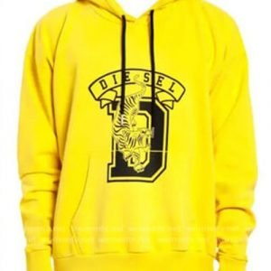 Andre 'Dre' Johnson Black-ish Anthony Anderson Yellow Diesel Pullover Hoodie