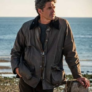 Patrick Dempsey Devils Series Dominic Morgan Cotton Jacket