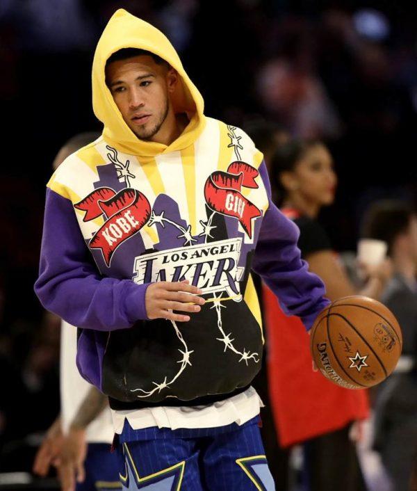Devin Kobe Hoodie