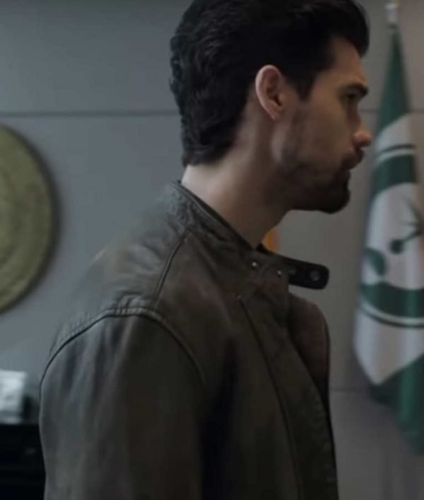 The Expanse S04 Jim Holden leather Jacket