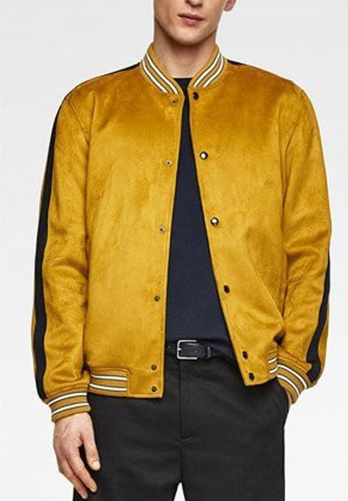 Marcus Scribner Black-ish Varsity Jacket