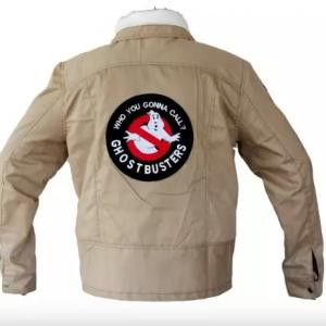 Ghostbusters Brown Jacket