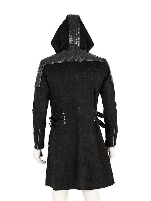 Nero Wool Coat Devil May Cry 5