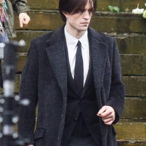 The Batman Bruce Wayne Coat