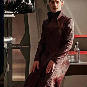 Star Trek Discovery Sarek Coat