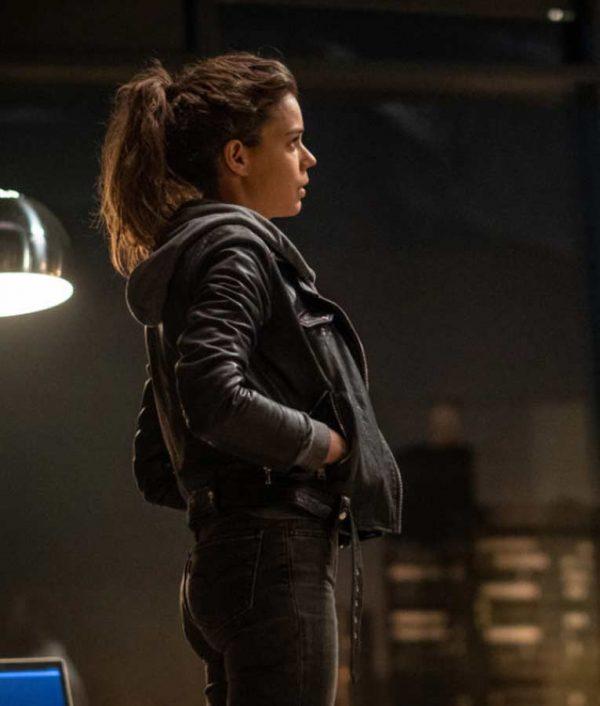 Sofia Flores Devils Jacket