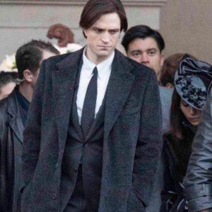 Bruce Wayne The Batman Coat