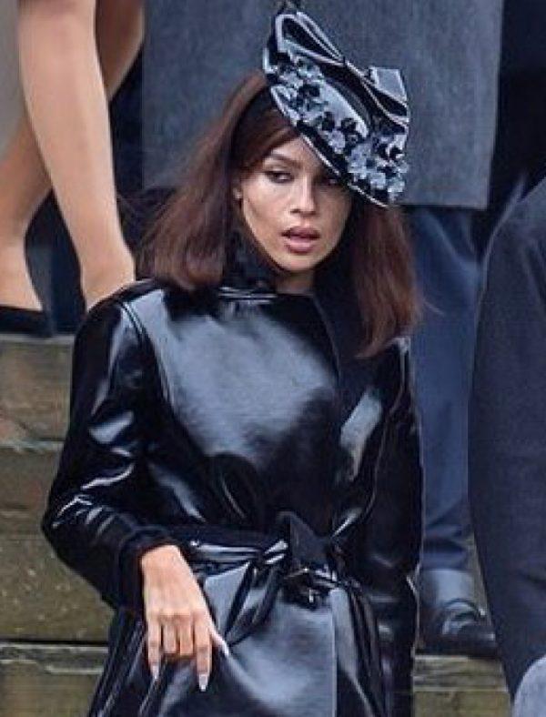 The Batman Leather Coat