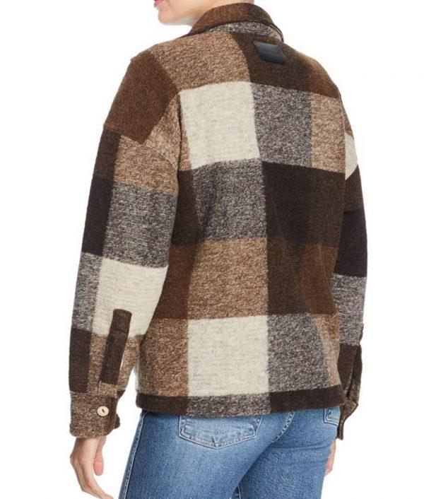 emma robert slone brown coat