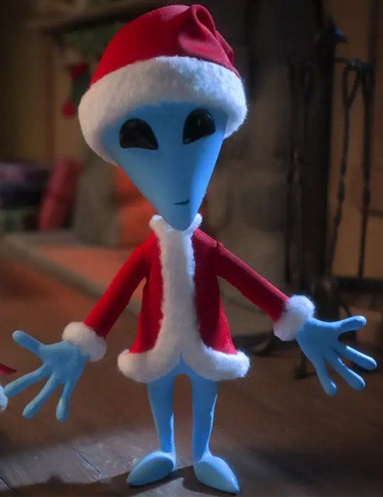 Alien Xmas Jacket