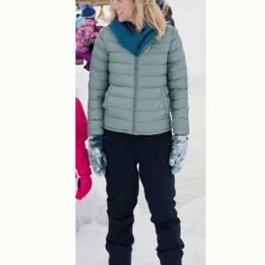 Amazing Winter Romance Julia Miller Puffer Jacket