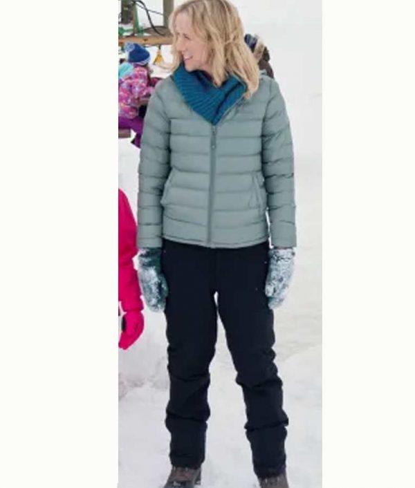 Amazing Winter Romance Julia Miller Puffer Jacket