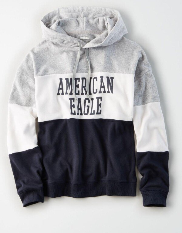 Super Soft American Eagle Pullover Hoodie