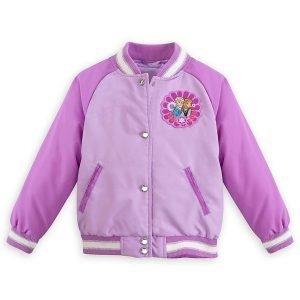Disney Frozen Kristen Bell Anna Varsity Jacket