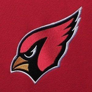 Arizona Cardinals Extreme Full-Zip Jacket Hoodie