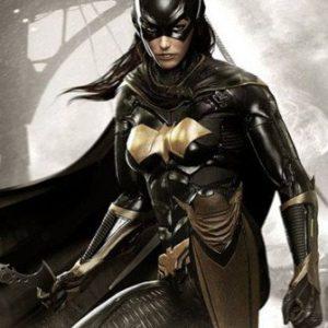 Batgirl Batman Arkham K