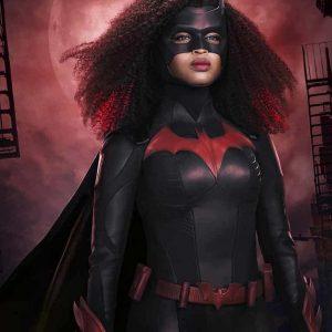 Batwoman S02 Javicia Leslie Leather Jacket