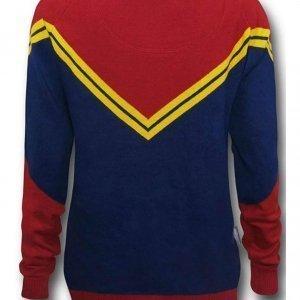 Captain Marvel Women Sweater