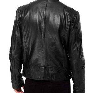 Steve Rogers Avengers Endgame Leather Jacket