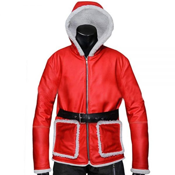 Christmas Santa Claus Red Jacket