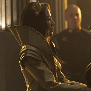 Michelle Yeoh Star Trek Discovery Coat