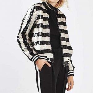 Filthy Rich Margaret Monreaux Sequin Jacket
