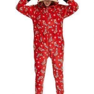 Home For Christmas Jumpsuit - Ida Elise Broch Johanne Jumpsuit