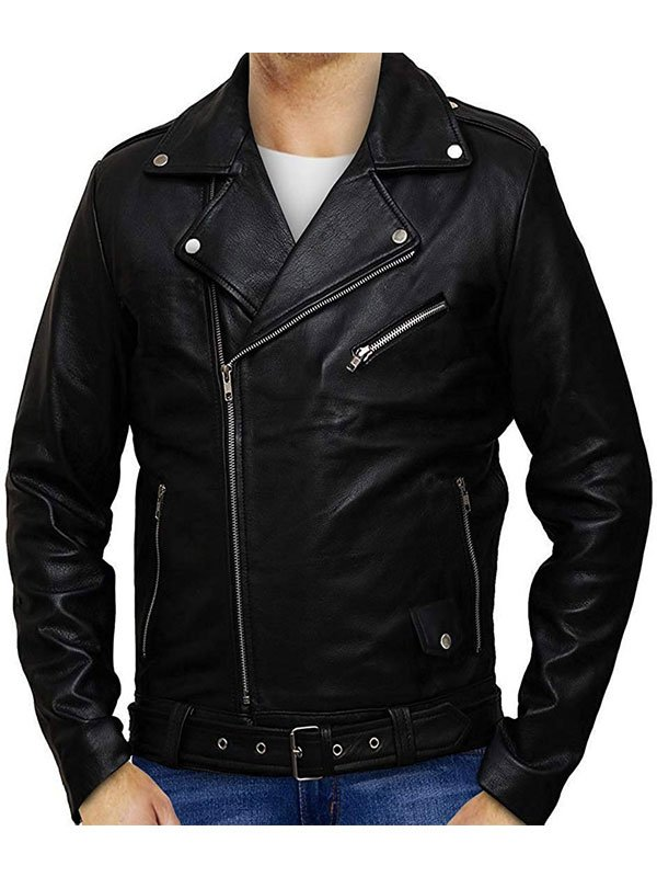 Jughead Jones Riverdale Cole South Side Serpents Black Leather Jacket