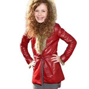 Christmas Chronicles 2 Darby Camp Premiere Red Coat