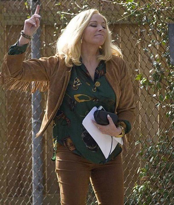 Margaret Monreaux Filthy Rich Fringe Jacket