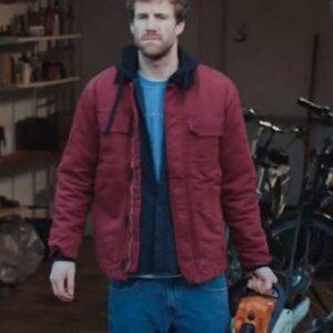 Luke Mockridge Over Christmas Jacket