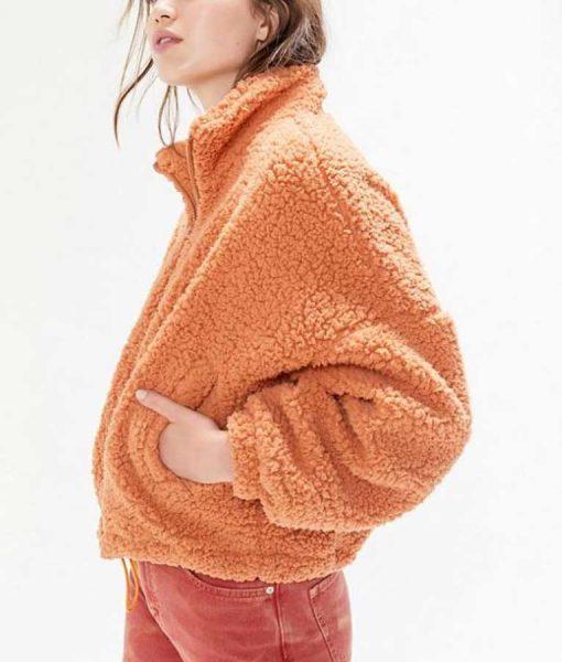 Maggie Teddy Trickster Jacket