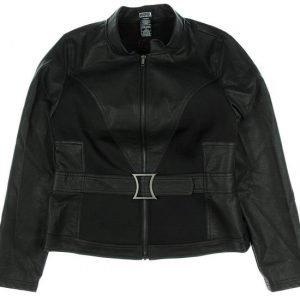 Avengers Endgame Natasha Romanoff Black Jacket