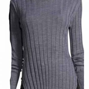 Nicole Kidman The Undoing Grace Fraser Turtleneck Grey Sweater